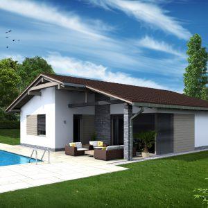 Drevodom - zdravé bývanie | katalóg projektov | woodhouse.sk