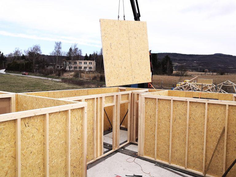 Pasívne a nízkoenergetické domy - realizácia | woodhouse.sk
