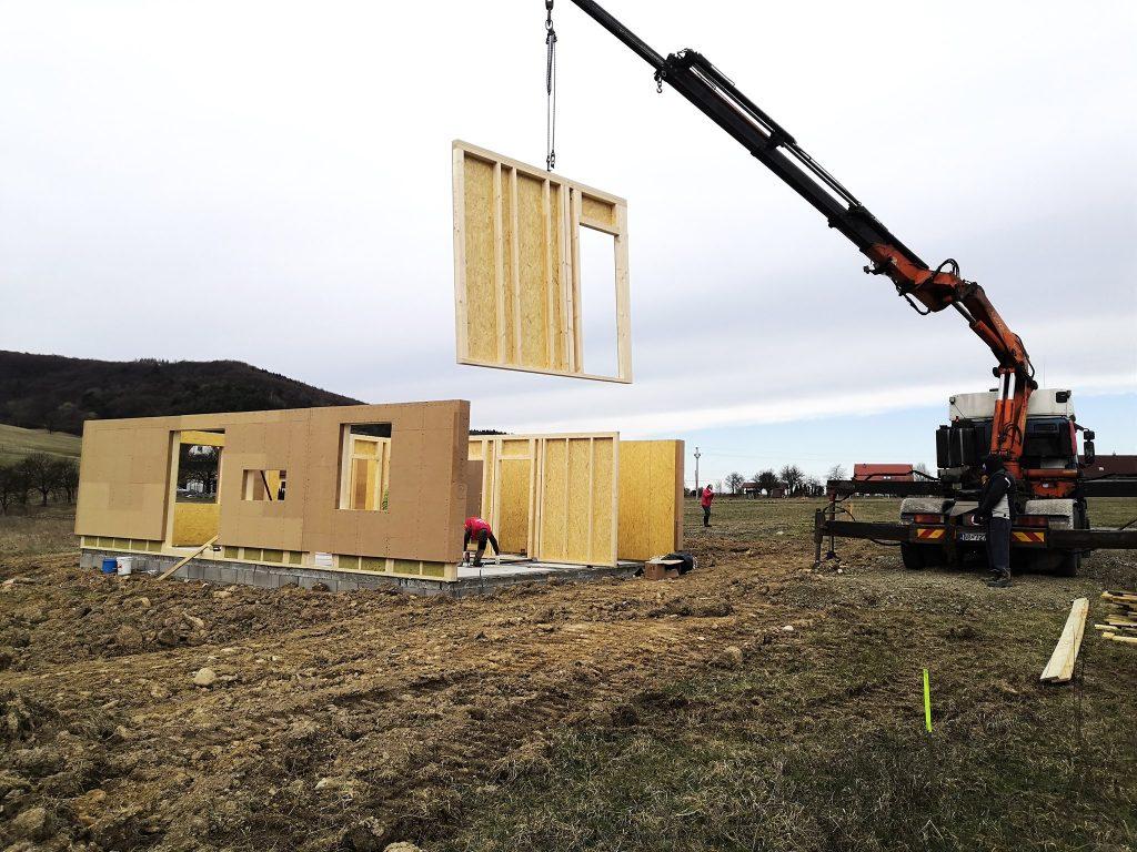 Pasívne a nízkoenergetické domy - vlastnosti konštrukcie | woodhouse.sk