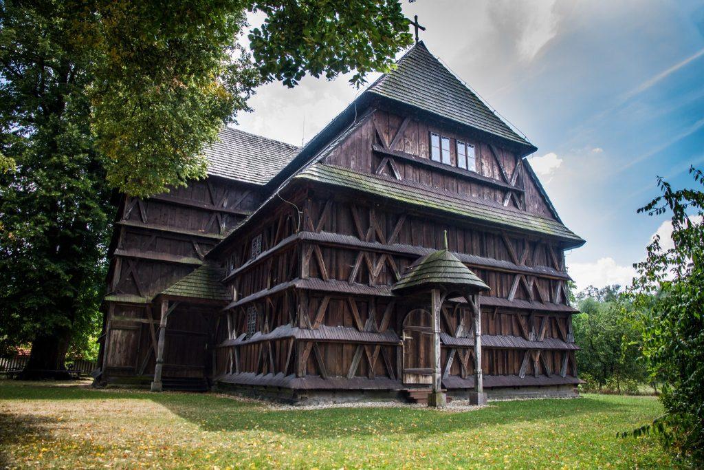 História drevostaveb | woodhouse.sk