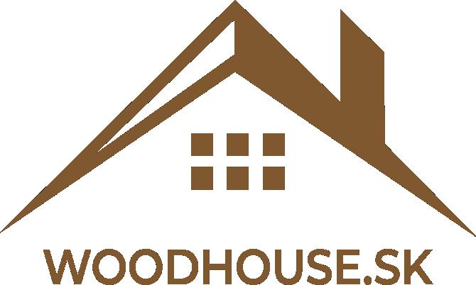 Drevodomy a pasívne drevostavby | logo | woodhouse.sk