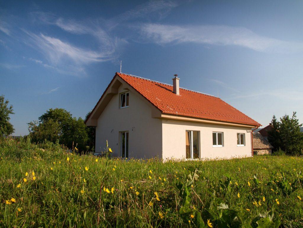 Nízkoenergetická drevostavba - realizácia   woodhouse.sk