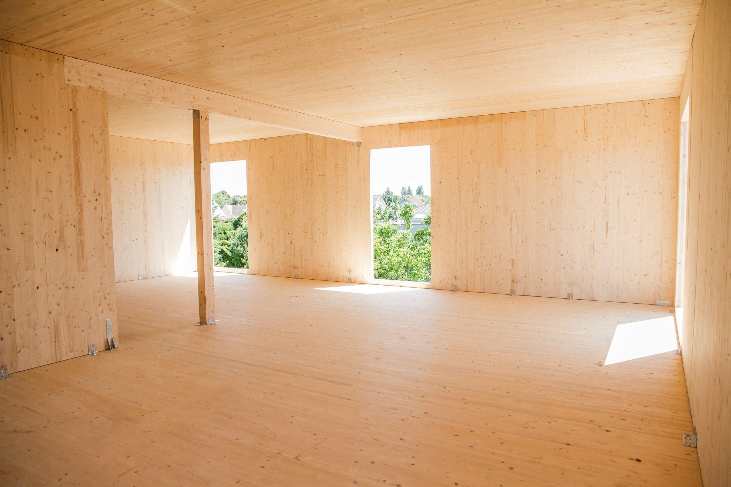 CLT drevostavba - referencie woodhouse.sk