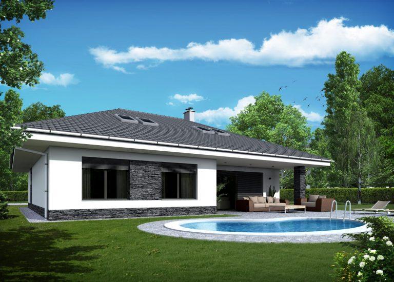 1 Gema - bungalov