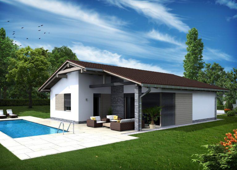 1Feba - bungalov