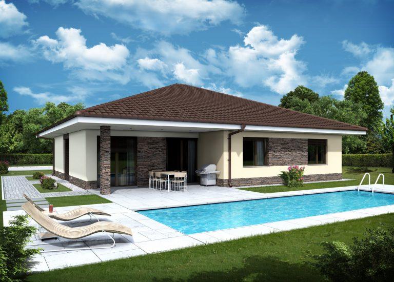 Elgia - bungalov